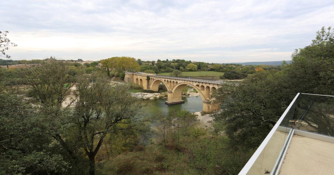 maison de la rivière et du castor - collias