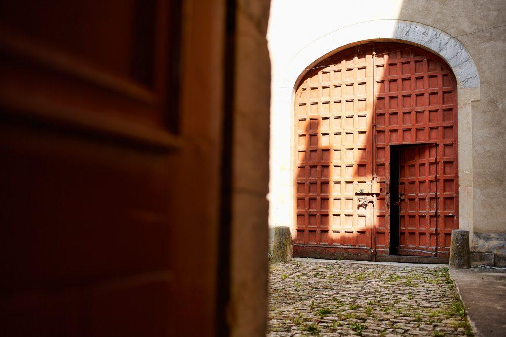 sanctuaire du petit roi de grâce à Beaune - agence scarabée - ingénierie culturelle et touristique
