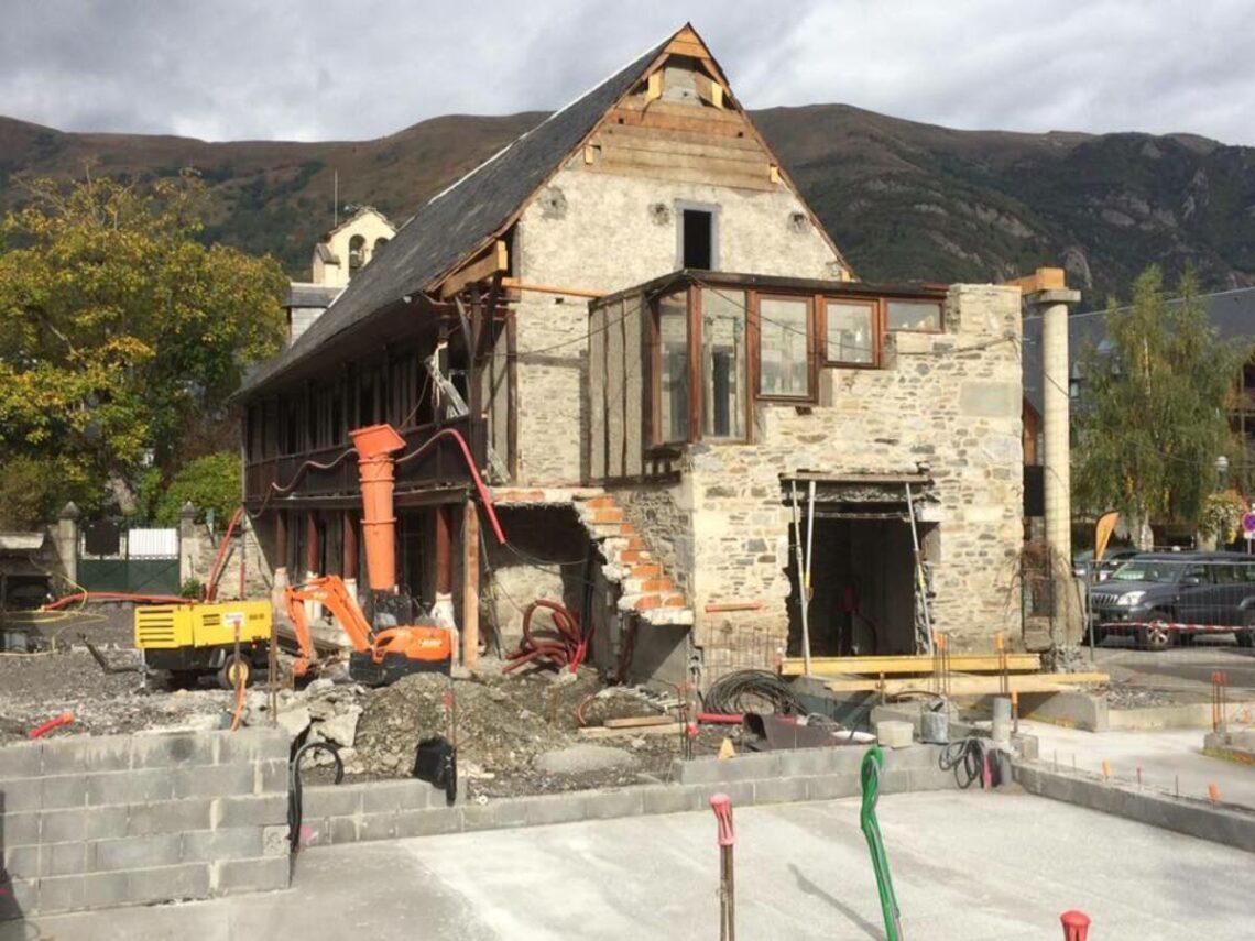 Maison du patrimoine de la vallée d'Aure à Saint Lary