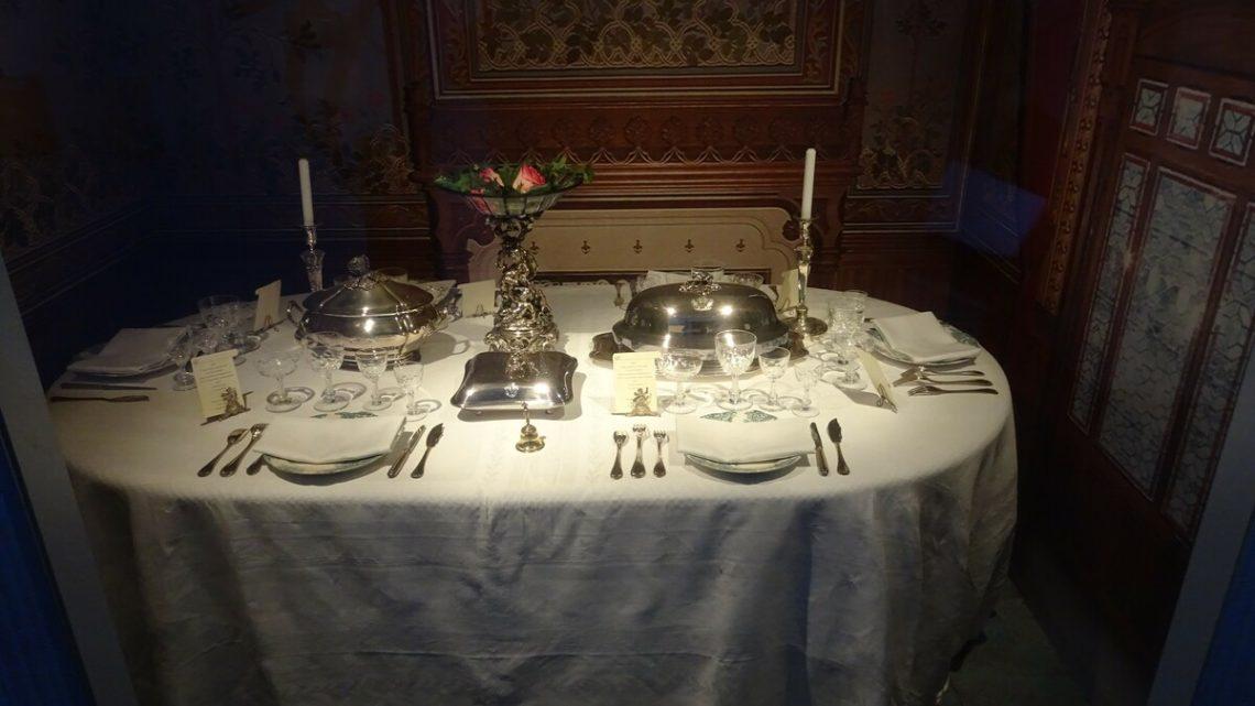 musée des arts de la table - Samadet