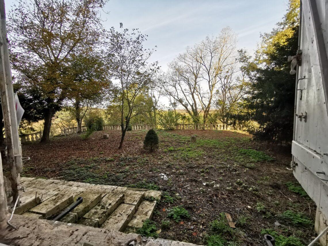 Parc et Château de Buzet stratégie de développement et plan d'actions